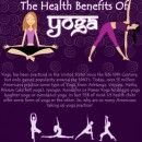 Infographic: The Health Benefits of Yoga (Dec 2014)