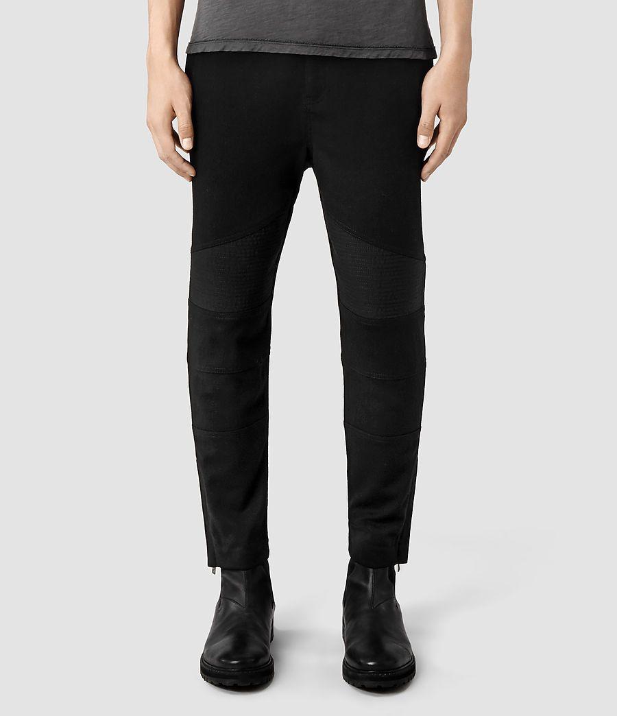 Herren Alloy Trouser (Black) -