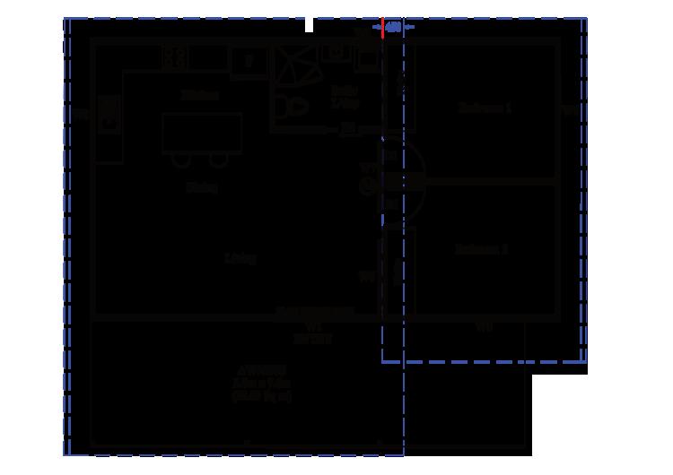 Granny Flat Floor Plan Design Mona Vale Northern Beaches Sydney Floor Plans Granny Flat Floor Plan Design
