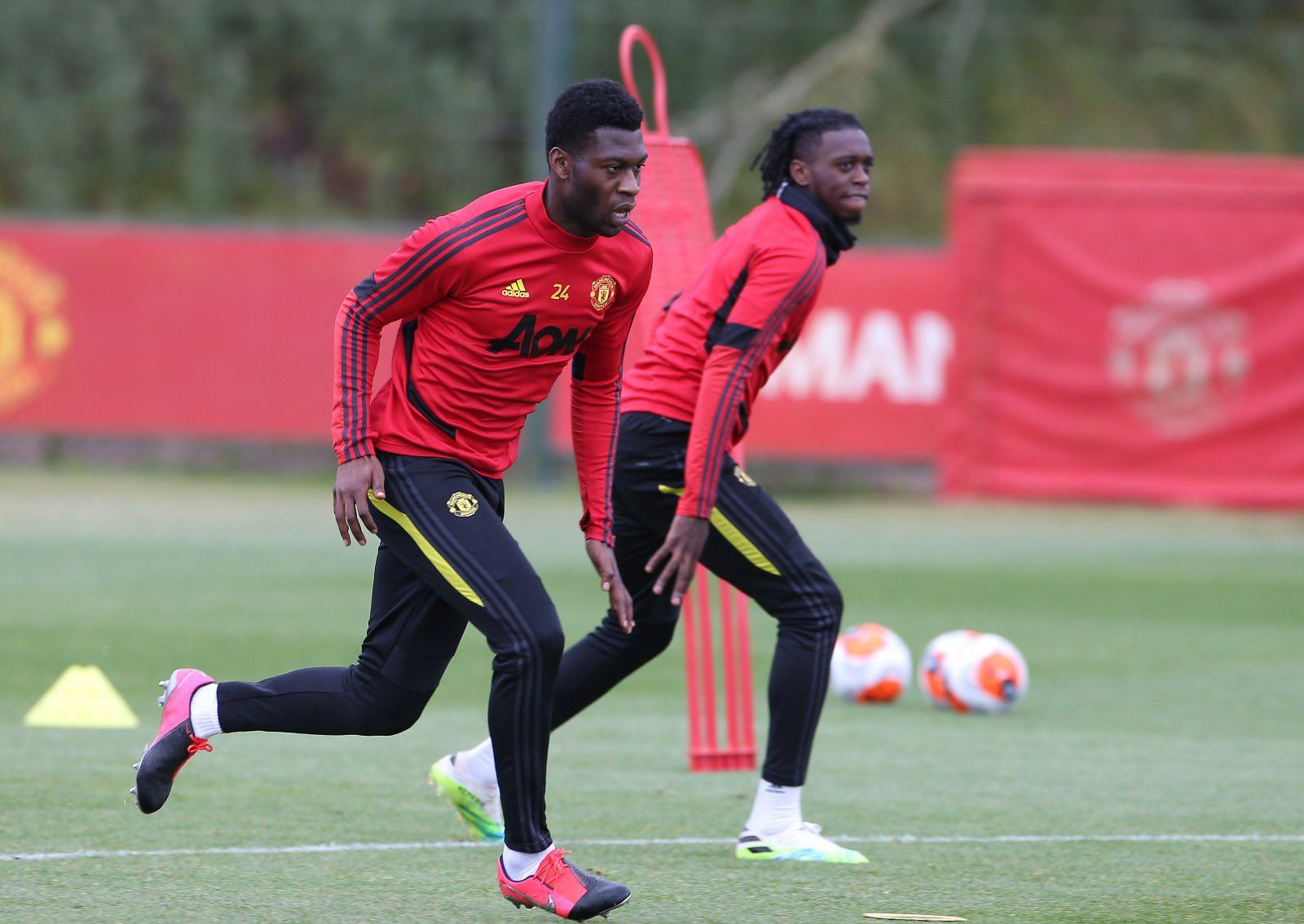 Pin By Red Devils On Manchester United Training Team In 2020 Manchester United Training Manchester United Manchester