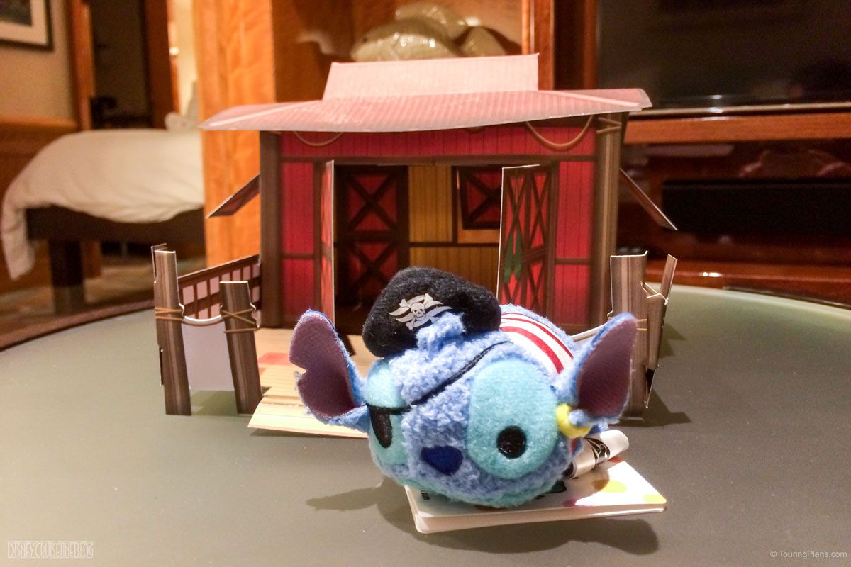 DCL Tsum Tsum Collection Pirate Stitch Disney Cruise Line - Toy disney cruise ship