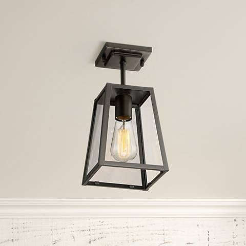 Arrington 6 wide mystic black outdoor ceiling light arrington 6 wide mystic black outdoor ceiling light 1n481 lamps plus aloadofball Images