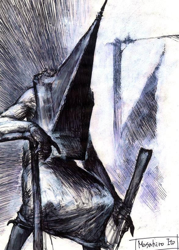 67 Best Concept Art Silent Hill 2 Images Silent Hill 2 Silent Hill Silent