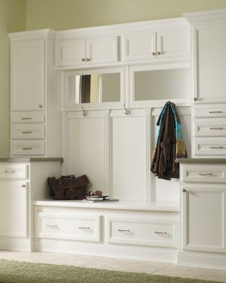 See The Quot Martha Stewart Living Wainscott Cabinets Quot In Our