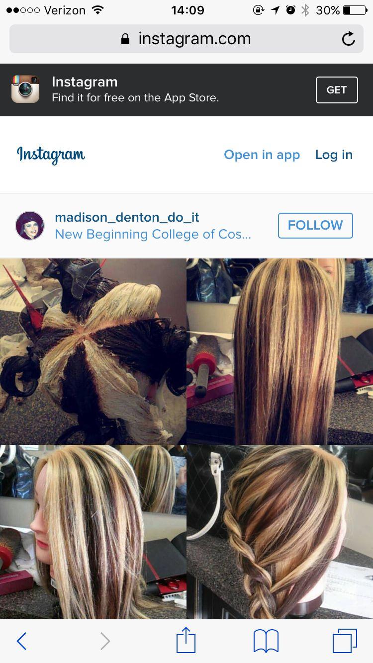 Bold Pinwheel Hair Colors Pinterest Bald Hairstyles