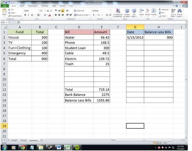 Paying Household Bills Bi Weekly Budgeting Paying Bills Budgeting Finances