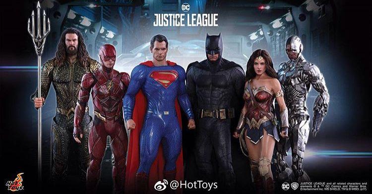 Hot Toys Justice League Hot Toys Justice League Justice League Unlimited