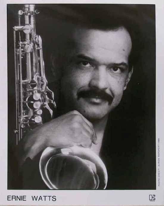 Ernie Watts— tenor sax solo for The Grand Wazoo 1972.