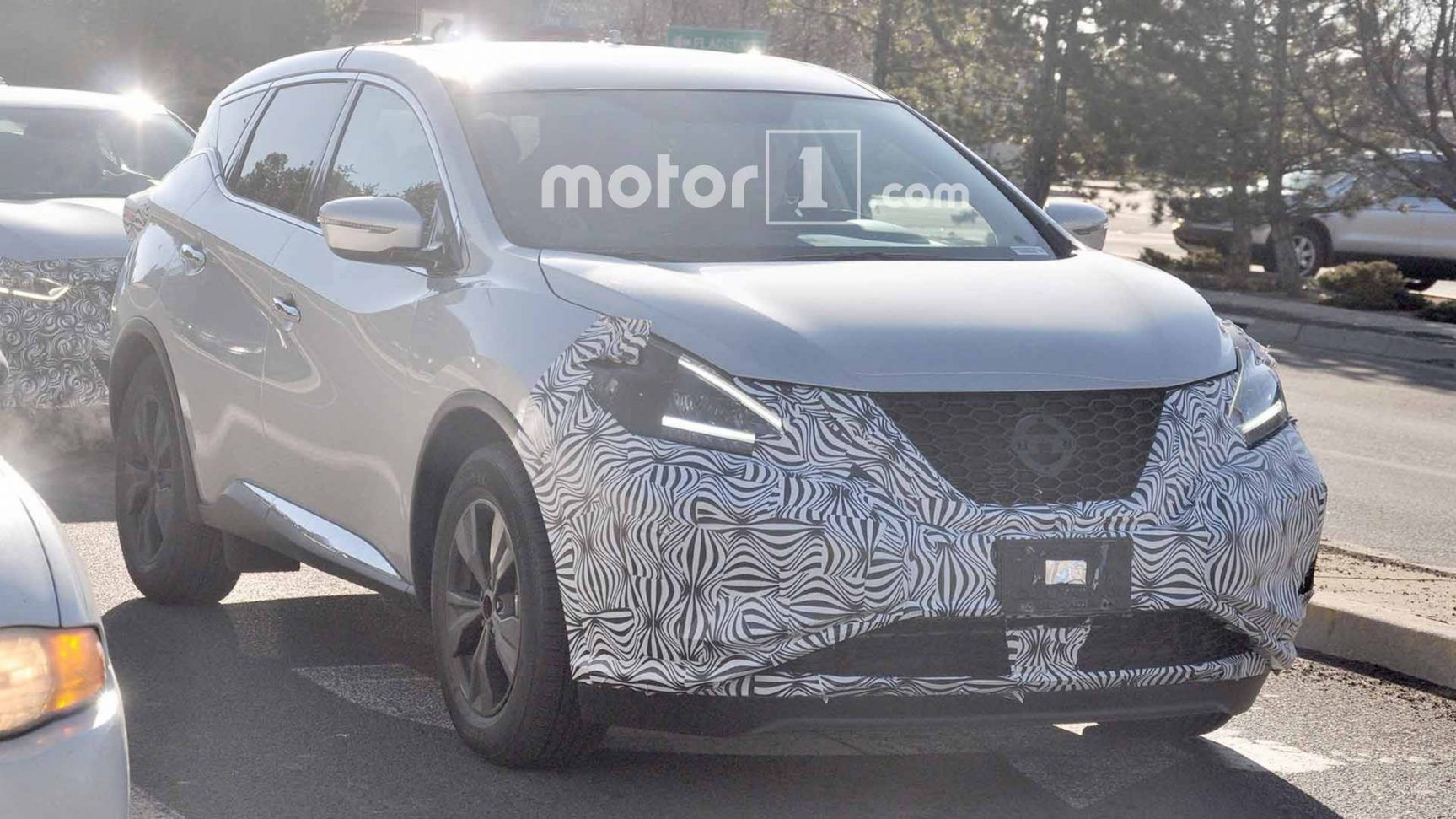 2021 Nissan Murano Minor Changes For Five Passenger Suv Mobil