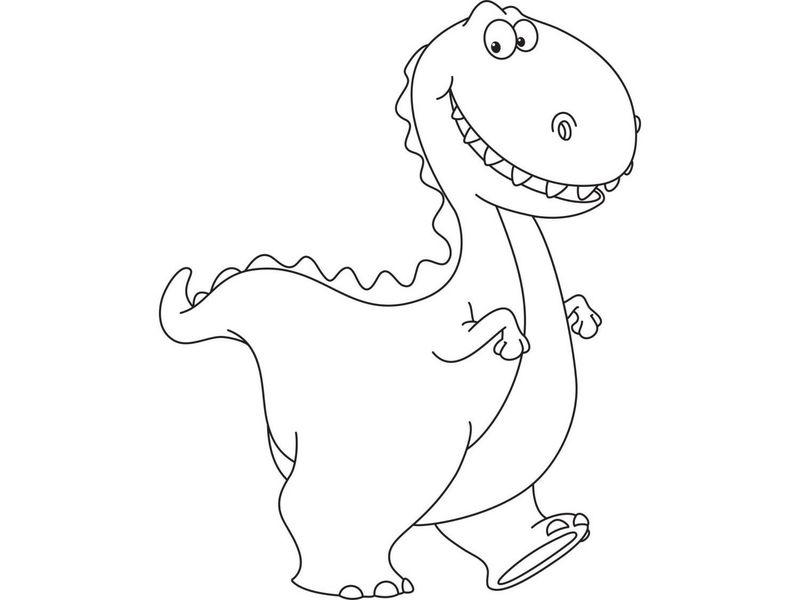 Dinozor Boyama Sayfalari En Guzel Dinozor Boyamalari Dinozorlar Boyama Sayfalari Ense