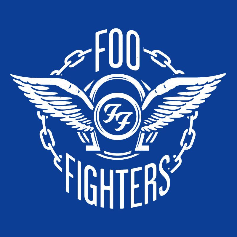 Horseshoe Foo Fighters Shirt Clothesaccesories Pinterest