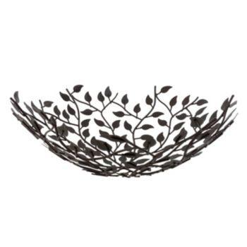 Decorative Leaf Bowl Alluring Sonoma Life  Style Leaf Decorative Bowl  Home Decoration Colors Design Ideas