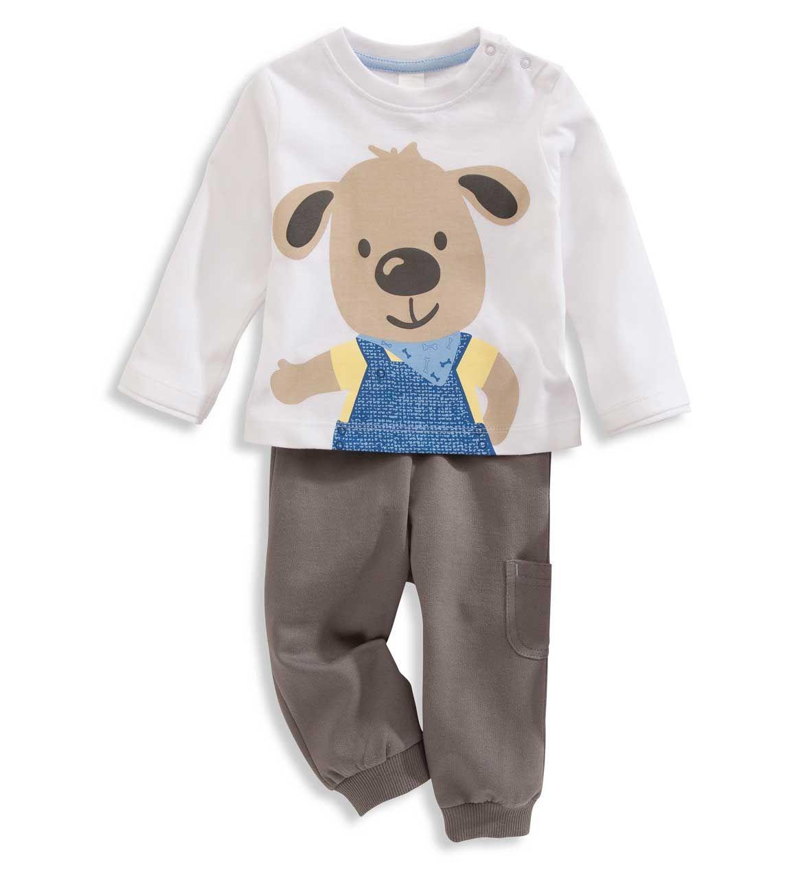 super popular precio favorable gran ajuste Bebés 0-2 años Conjuntos bebé en gris – los mejores precios ...