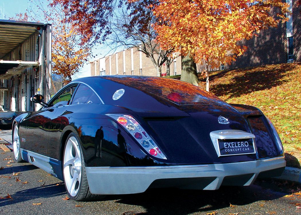 jay z and birdman own 8 million dollars car – maybach exelero