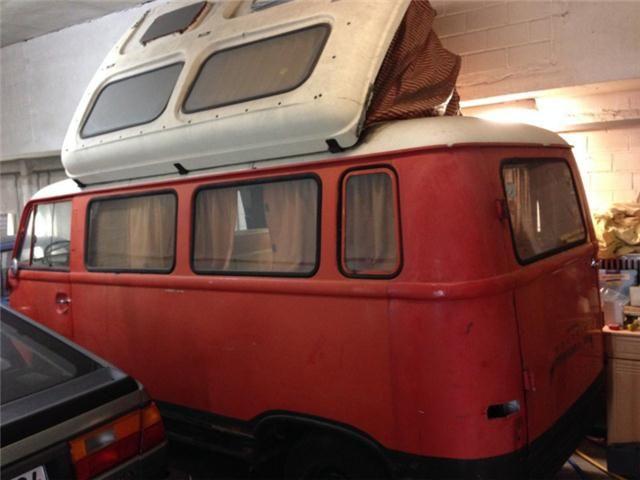 ford taunus transit 800 westfalia mit aufstelldach auto. Black Bedroom Furniture Sets. Home Design Ideas