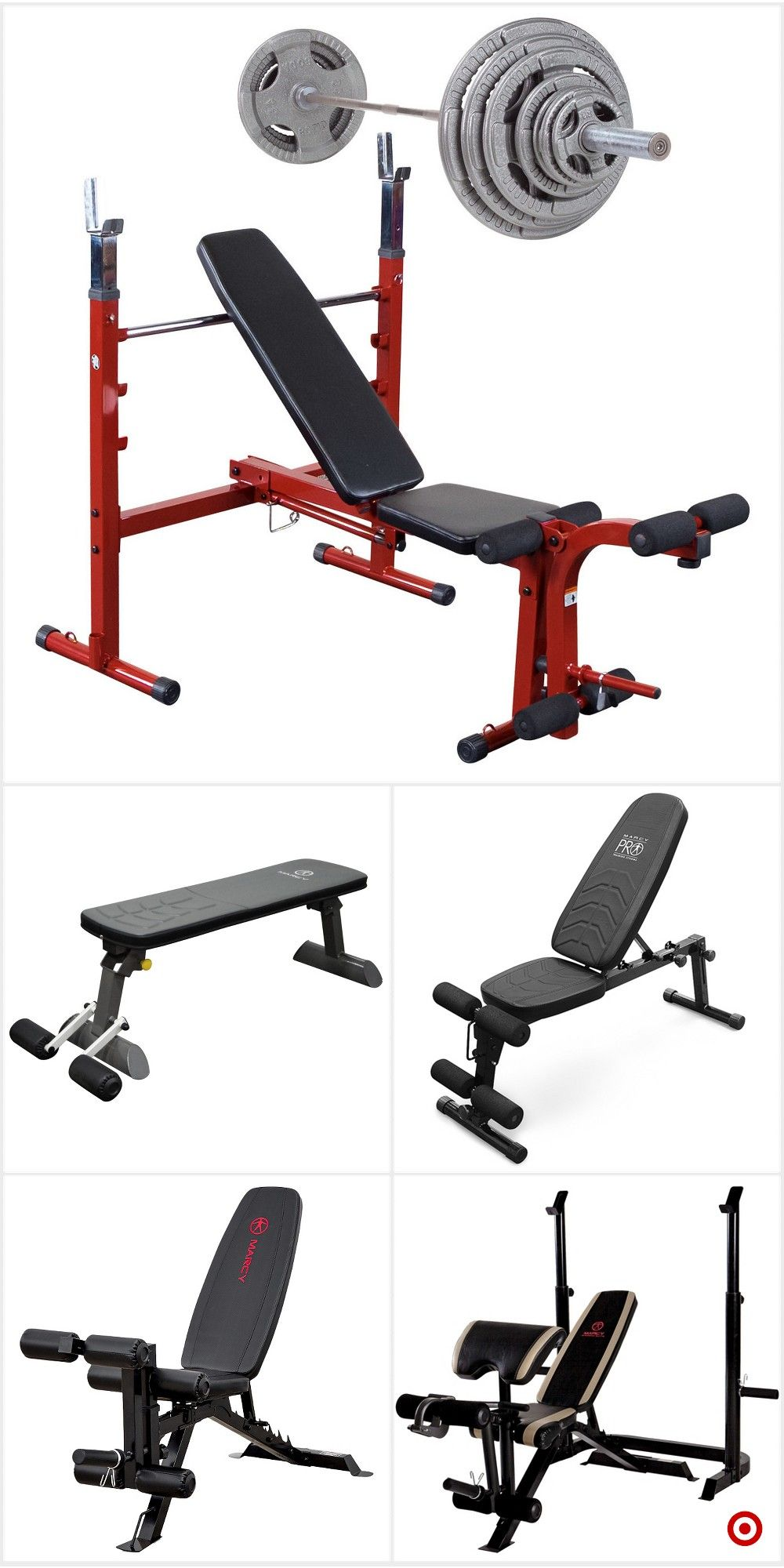 Shop Target For Weight Bench You Will Love At Great Low Prices Free Shipping On Orders Of 35 Or Free Same Day Pick Up In In 2020 At Home Gym Weight Benches Home
