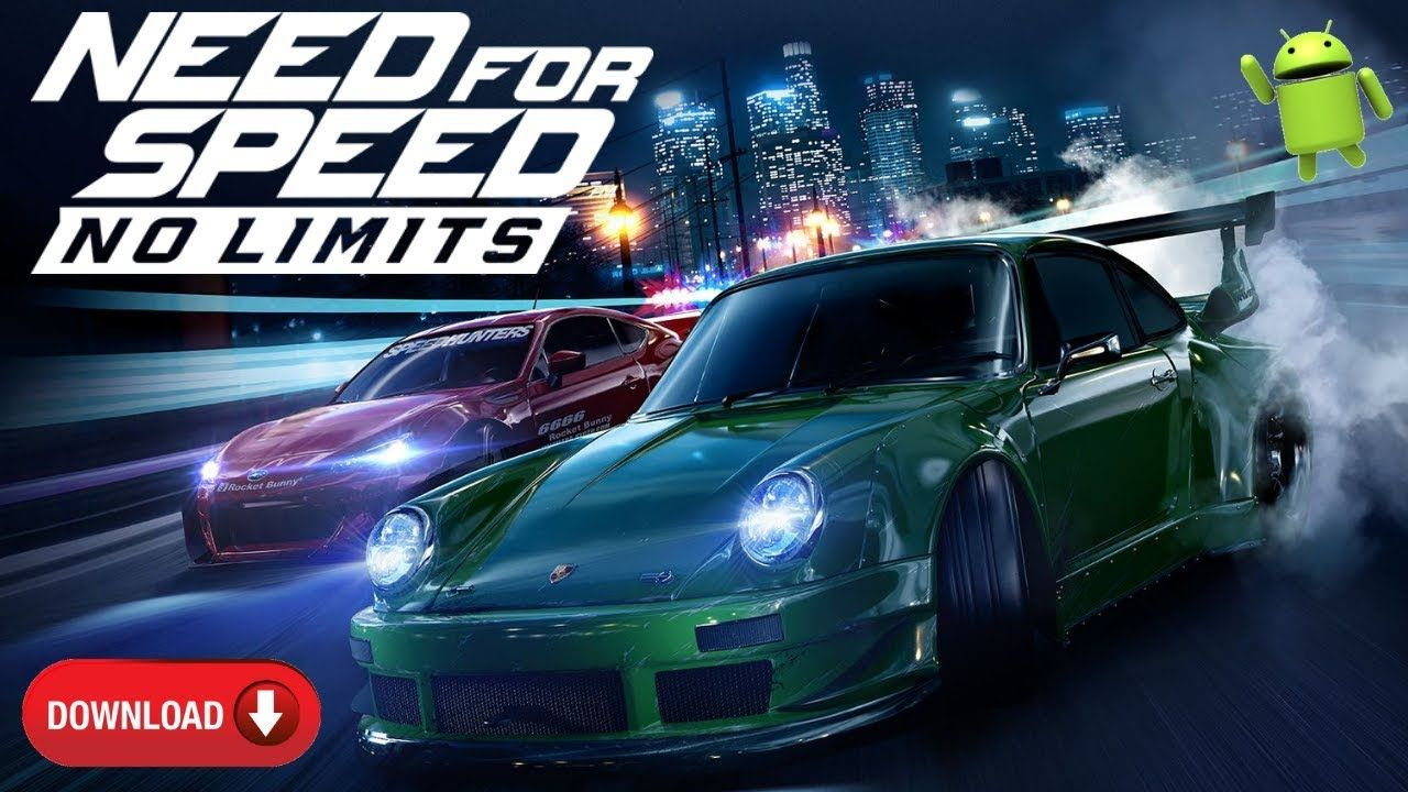 2018 Need For Speed No Limits Hack Mod Apk Obb Download Need For