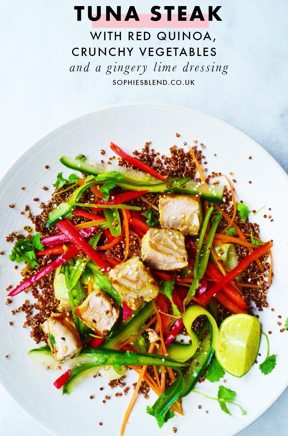 recipe: tuna steak salad dressing [16]
