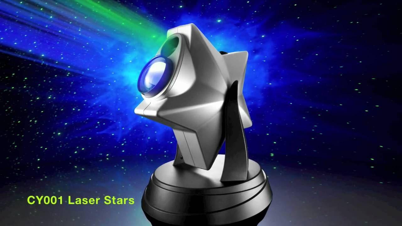 Laser Stars Video