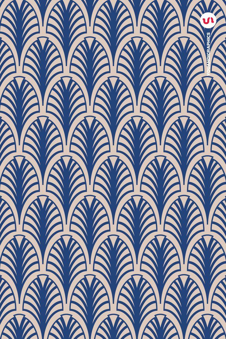 Art Deco Patterns Simple