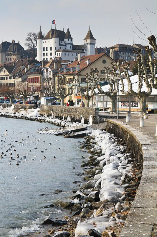 Nyon, Switzerland Europe  #lovinglife #scarlettsuccess #nyontravel