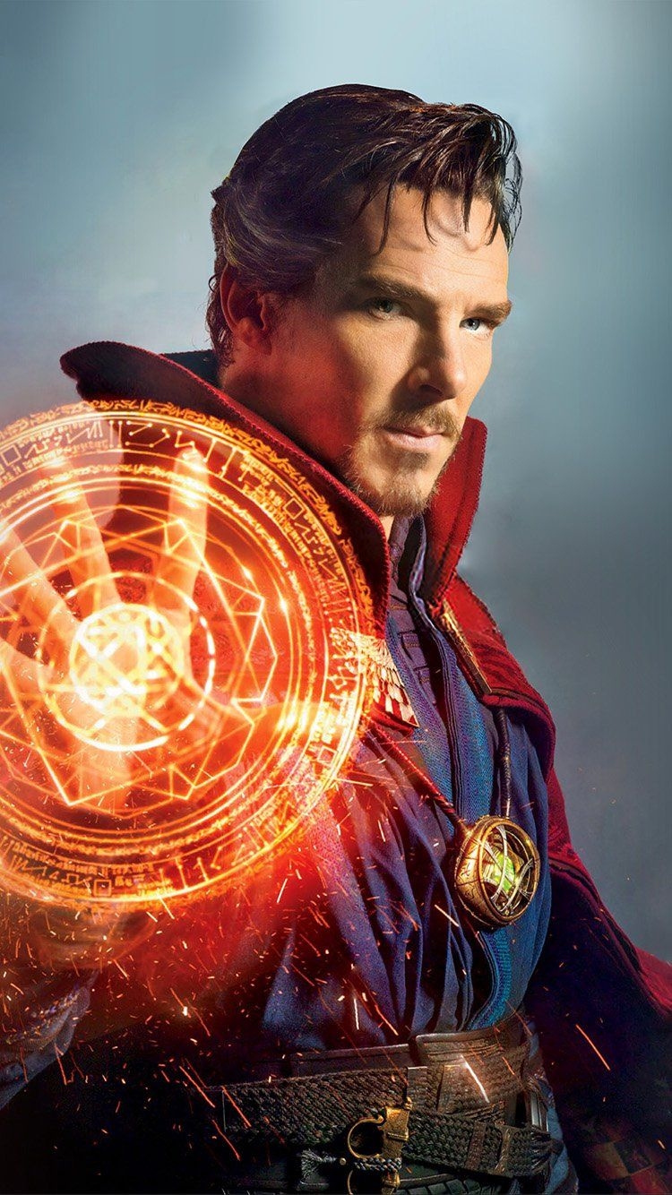 disney doctor strange film poster wallpaper hd iphone | superheroes