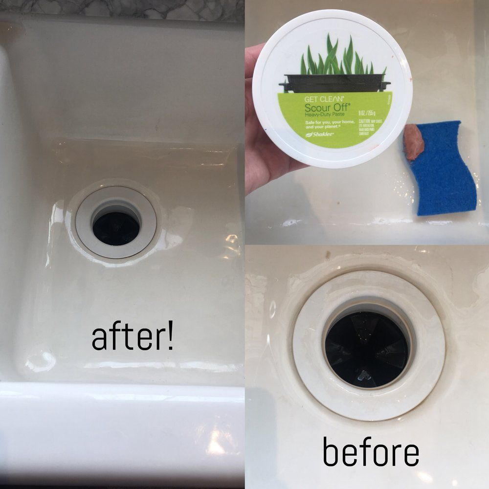 How To Clean Your Porcelain Sink Porcelain sink