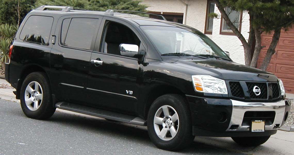 Nissan Armada Used suv, Luxury suv, Audi allroad