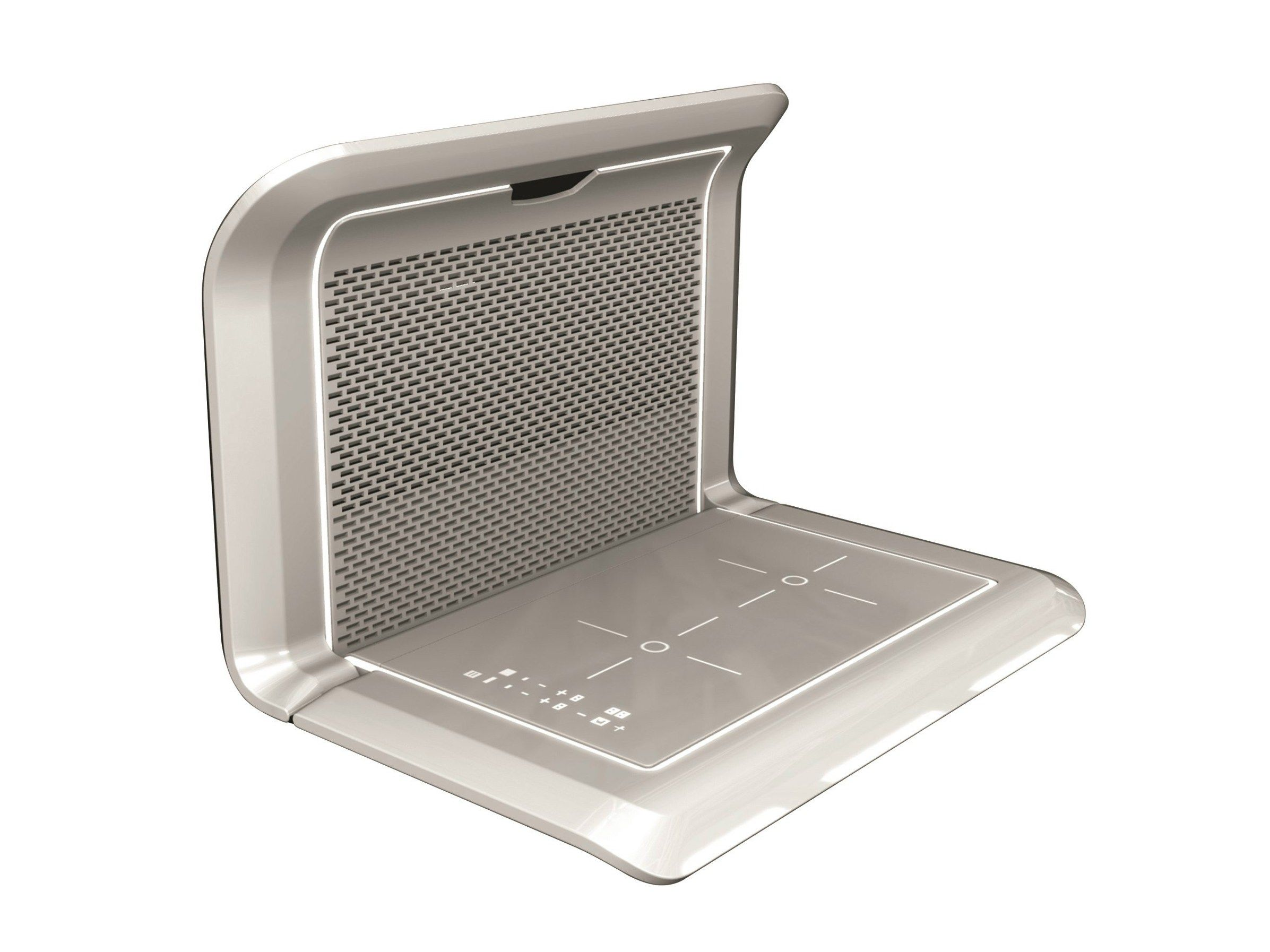 Portable Cooker Hood Hob Icon Smart Design Line By Faber Design Made Studio Kitchen Extractor Fan Exhaust Fan Kitchen Kitchen Extractor