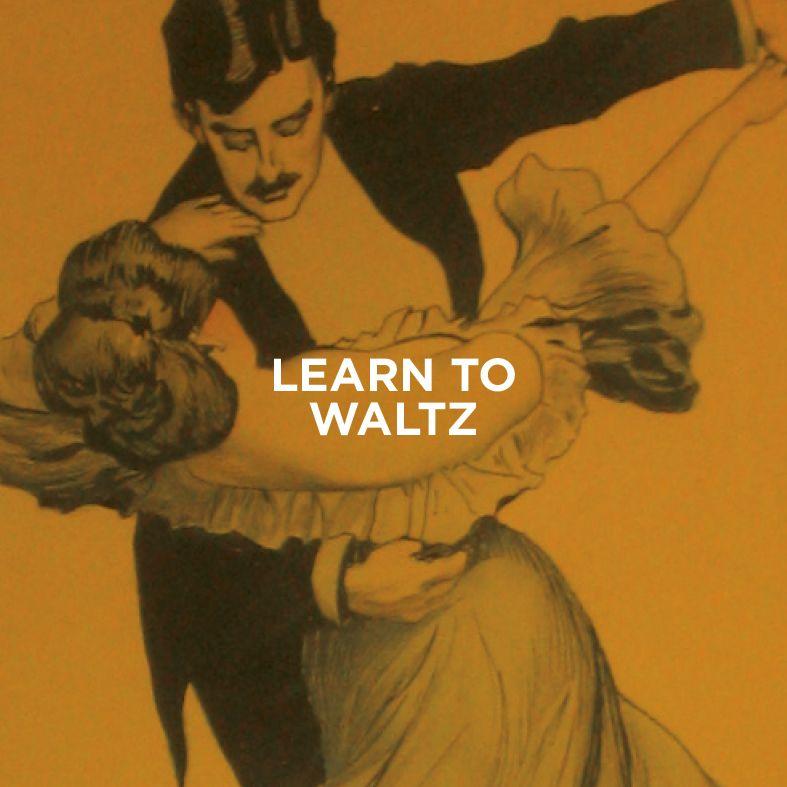 Learn to Waltz Fucket list, Learning, Bucket list