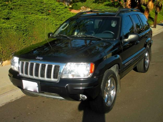 Jeep Grand Cherokee Limited V8 | Jeep | Pinterest | Jeep grand ...