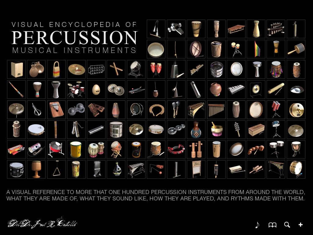 all percussion instruments google search music to my