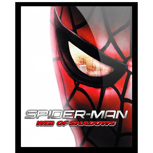 Icon Spider Man Web Of Shadows By Hazzbrogaming Spiderman Spider Shadow