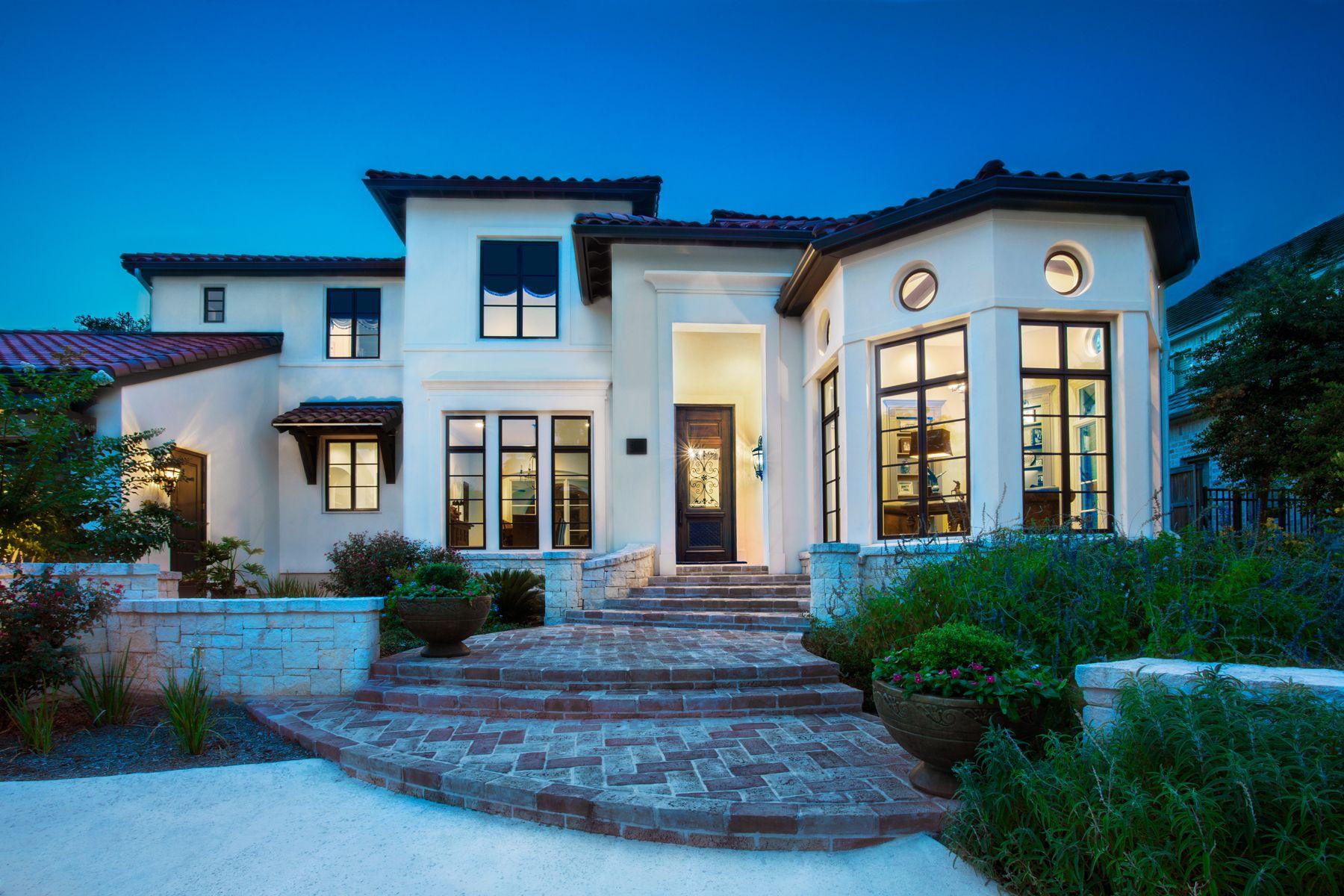 Custom Nic Abbey Luxury Home Luxury Homes Exterior Luxury Homes House Styles