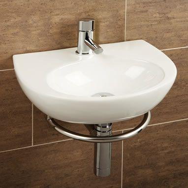 Sink With Towel Rail Towel Rail Sink Bathroom Basin