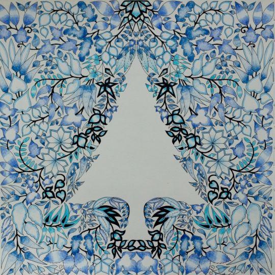 Amazon.com: Art Alternatives Johanna Basford Secret Garden ... | 540x540