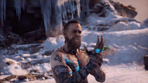 God Of War 2018 Baldur Feels Pain Tattoo Ideas Pinterest