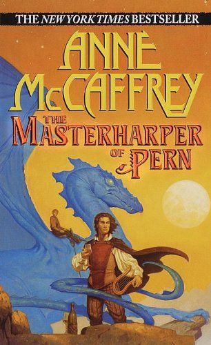 The Masterharper of Pern (Dragonriders of Pern) by Anne McCaffrey http://www.amazon.com/dp/0345424603/ref=cm_sw_r_pi_dp_RPjZtb12Z1QAFZCY