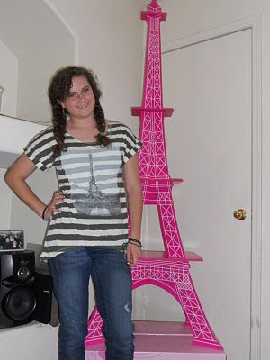 Laughing Through Parenting: Do It Yourself Paris Party! - GREAT party ideas for a teen Paris party