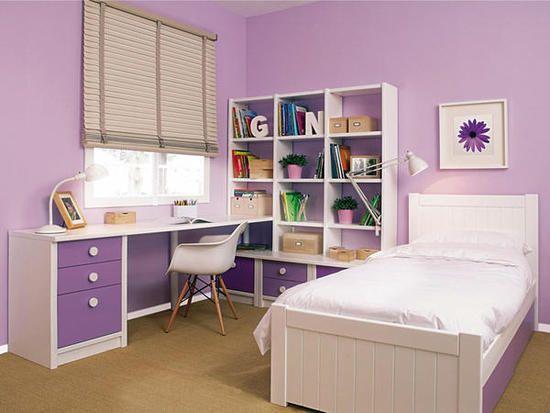 Un dormitorio infantil para dormir estudiar y jugar for Camas individuales ikea