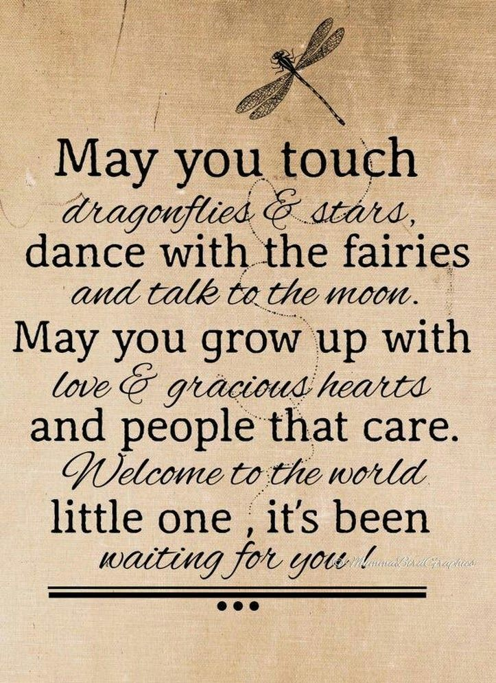 The World S Been Waiting For You World Quotes Baby Quotes Words