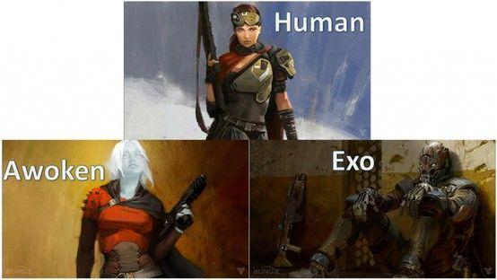 |Destiny Game Races