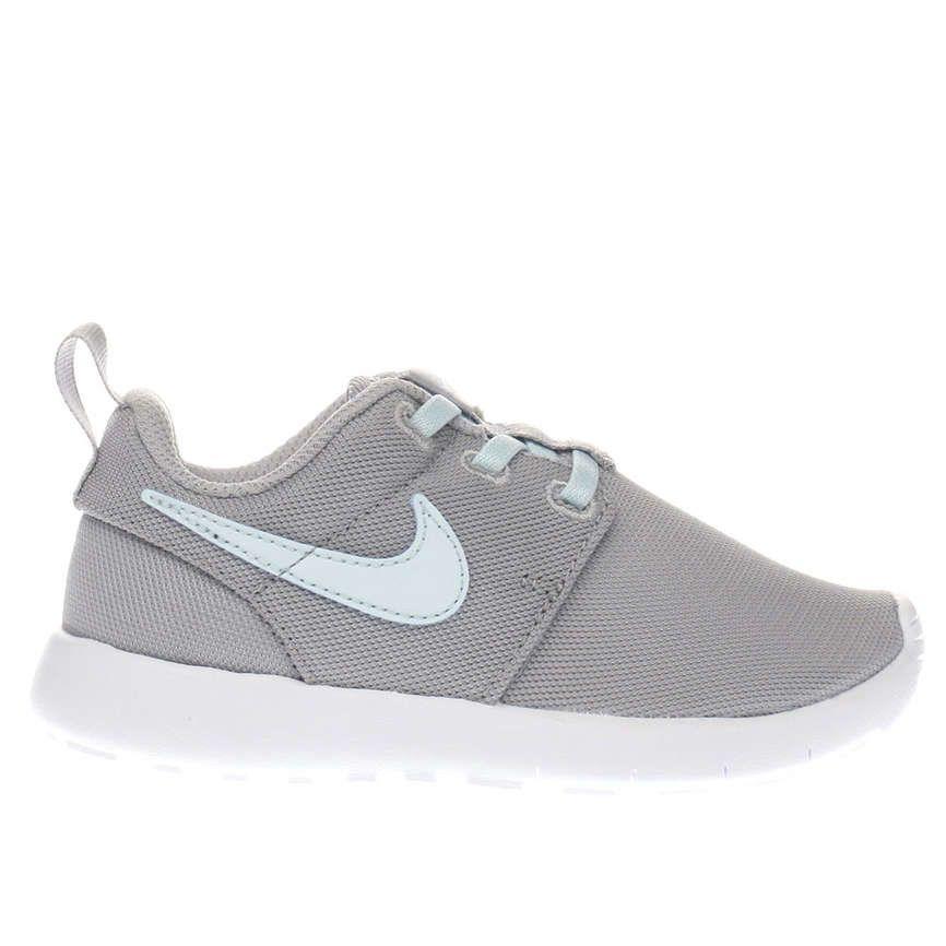 ebfaa4965bc1d Light Grey Nike Roshe One Toddler Trainers