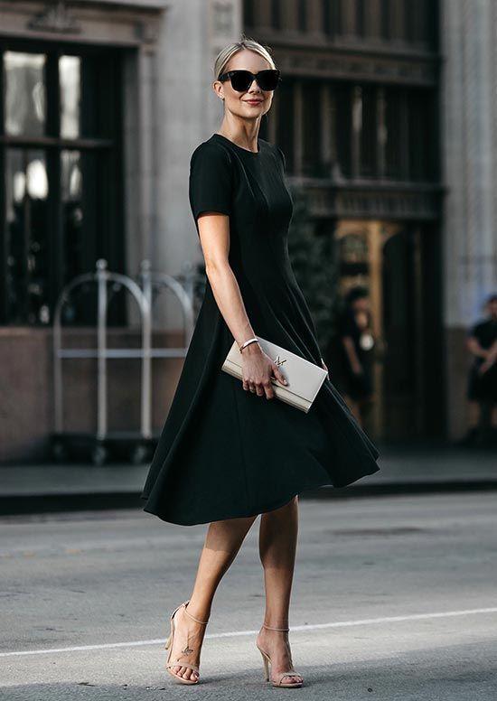 Wie man ein kleines schwarzes Kleid trägt: 13 beste kleine ...