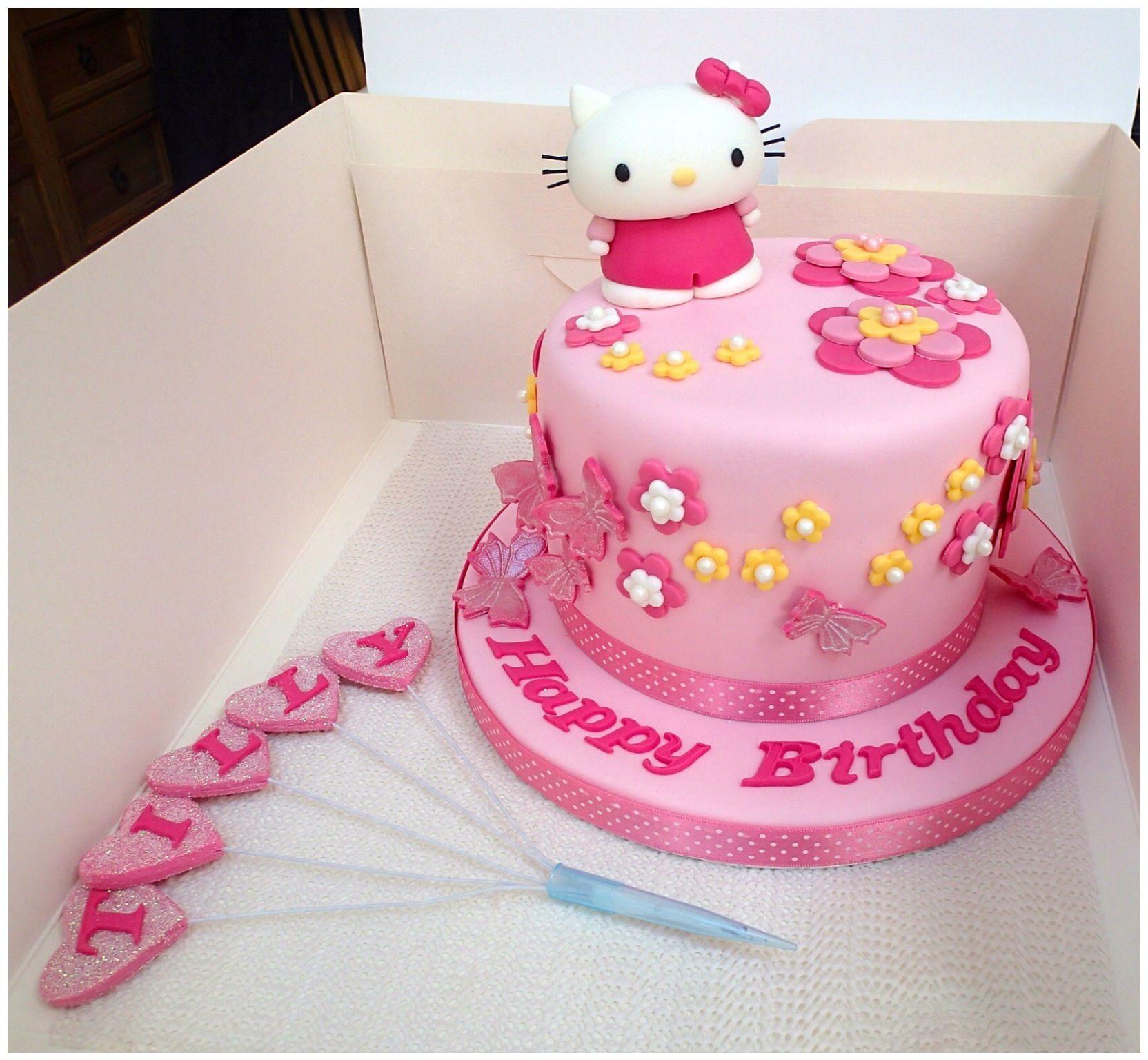 Hello Kitty Birthday Cake Hello Kitty Birthday Cake Hello Kitty Cake Hello Kitty Cupcakes