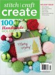 Stitch Craft Create - Holidays 2012