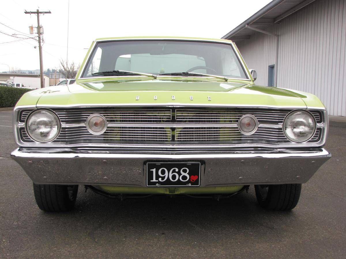 1968 Dodge Dart For Sale 1910461 Hemmings Motor News Dodge