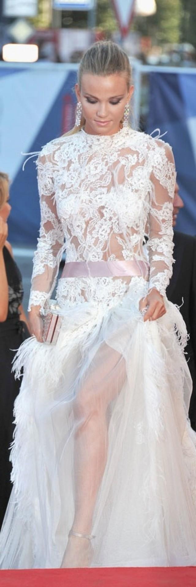 Fiammetta Cicogna In Alberta Ferretti ♥   Passion for Fashion ...