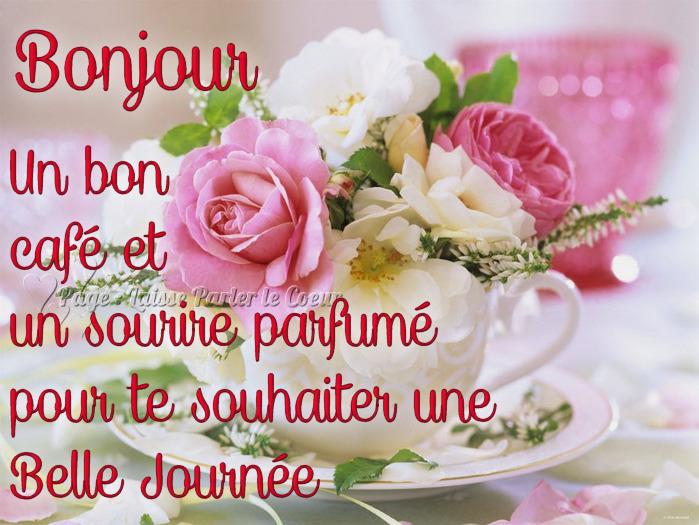 Image - BONJOUR... BELLE JOURNÉE... - Les Créations de Marion ...