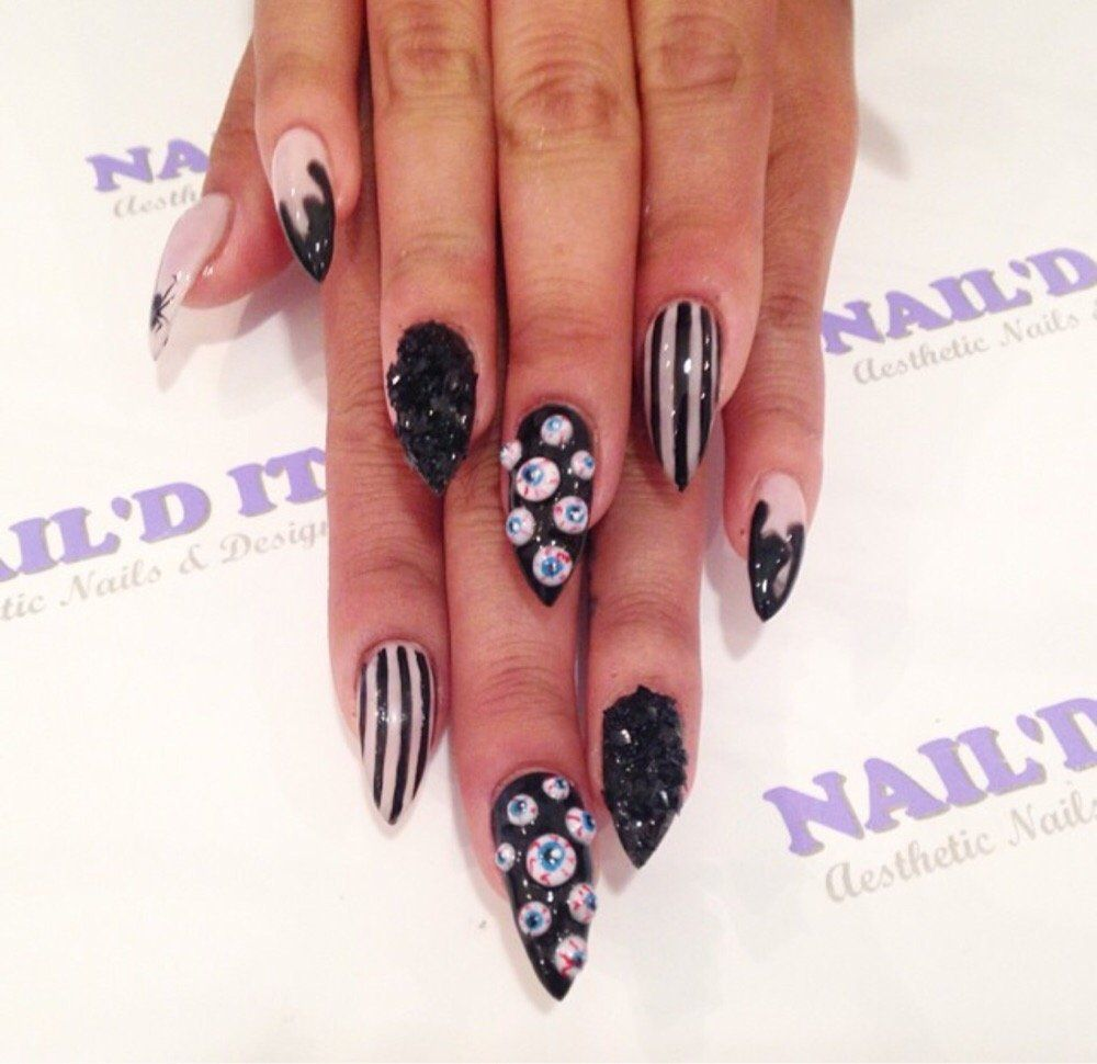 aesthetic nails - Buscar con Google   loving nail art <3   Pinterest